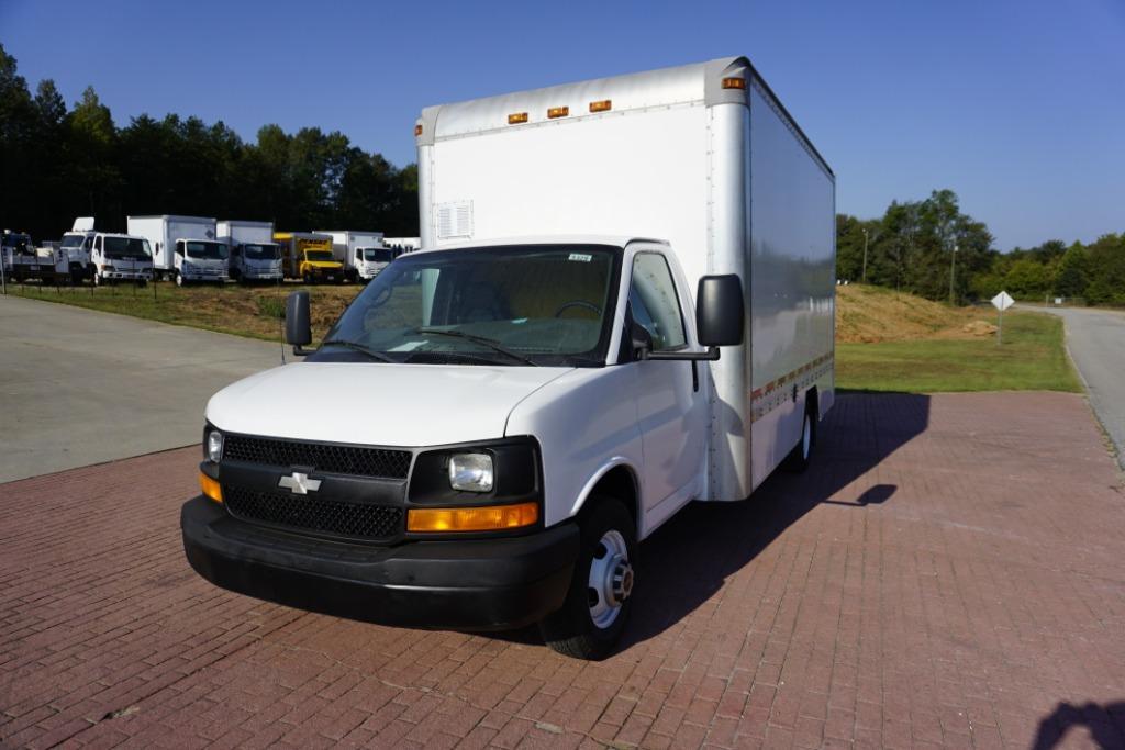 2007 GMC Commercial Vans G3500 Series photo