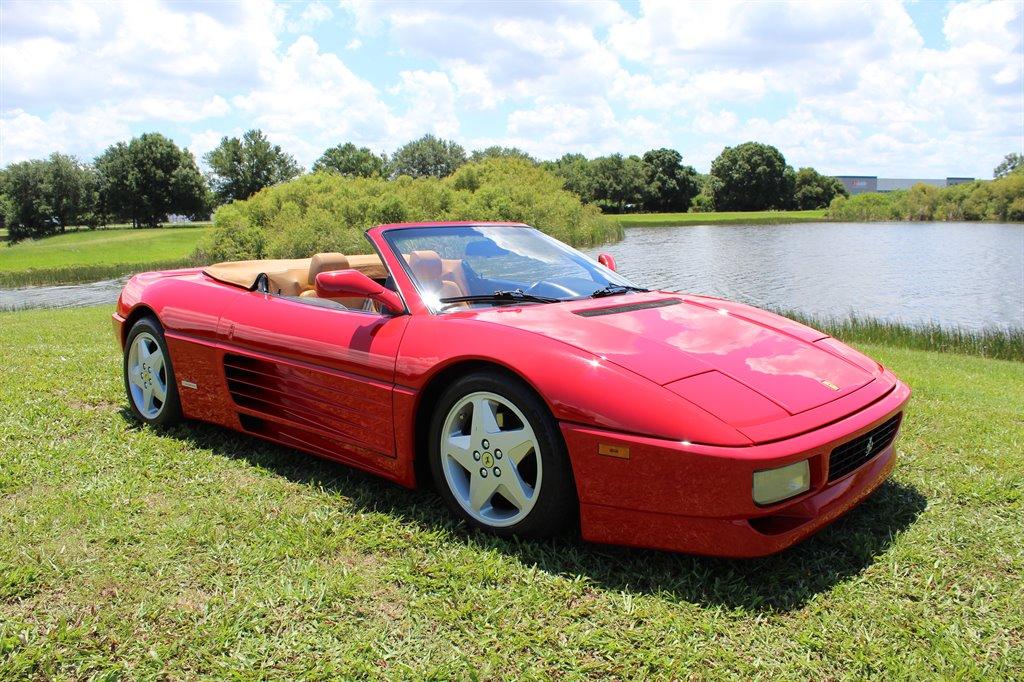 1994 Ferrari F348