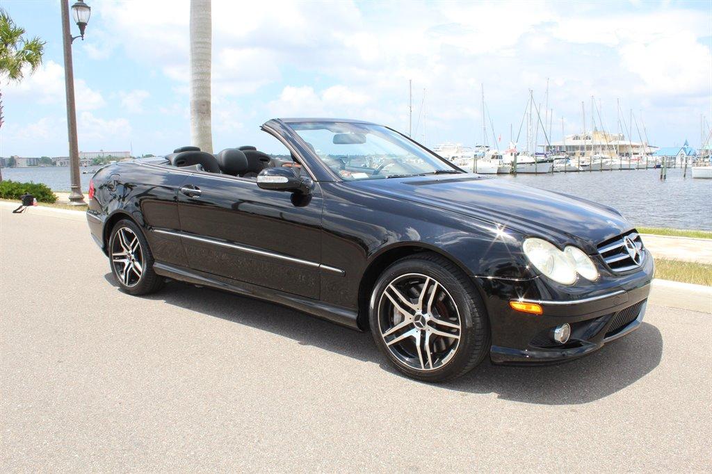 2007 Mercedes-Benz CLK Class