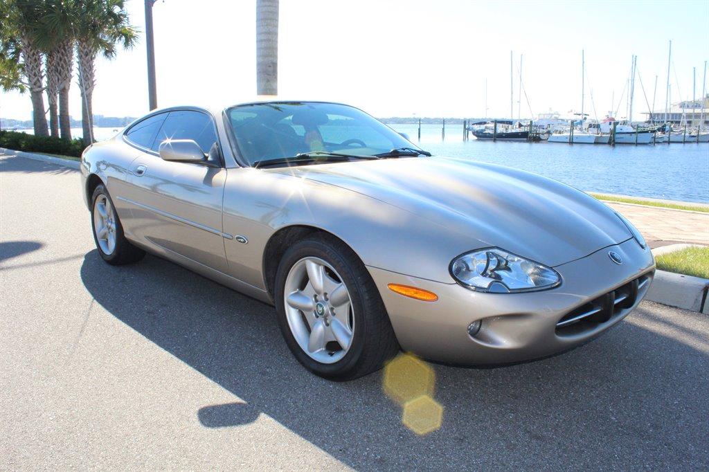 1997 Jaguar XK