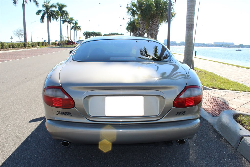1997 Jaguar XK-Series XK8 photo
