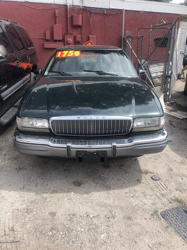 Used Buick Park Avenue Ultra Fwd For Sale Cargurus