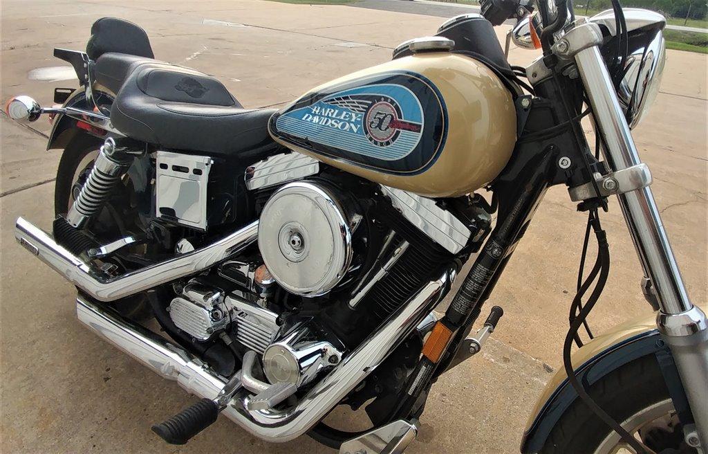1992 Harley-Davidson Dyna Lowrider Dayton  photo