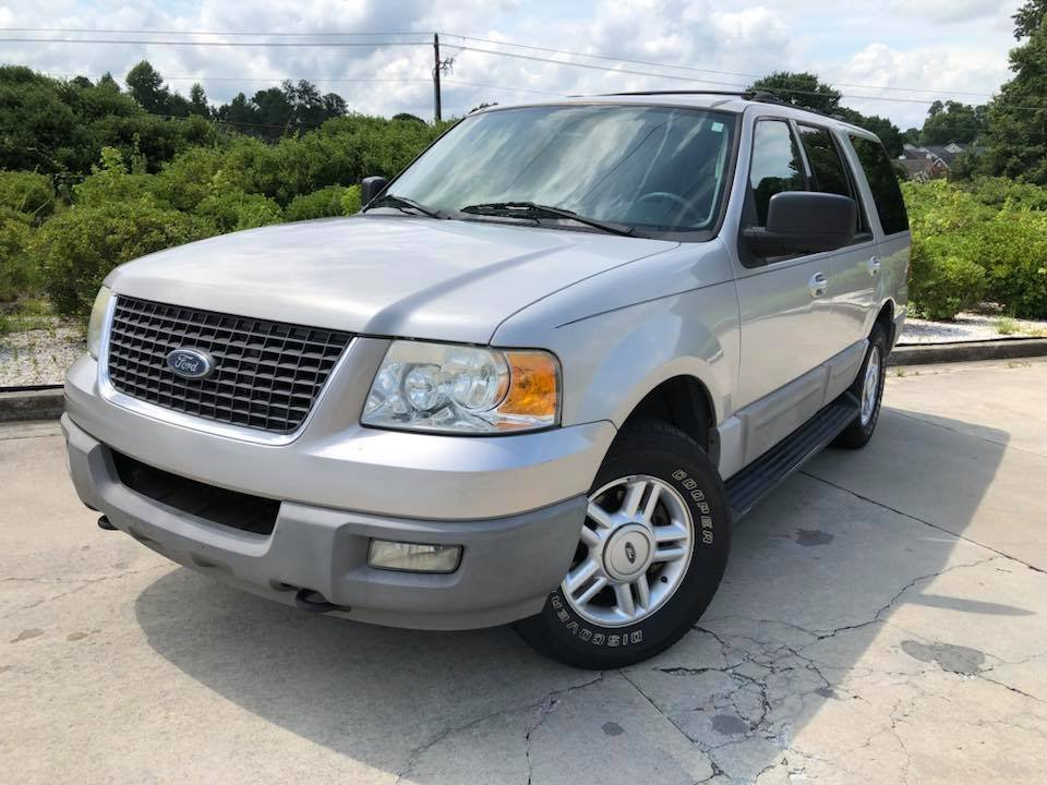 2003 Ford Expedition XLT Value