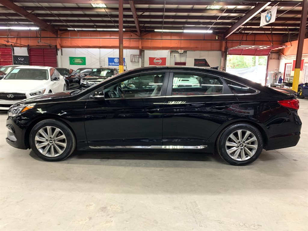 2016 Hyundai Sonata Sport photo