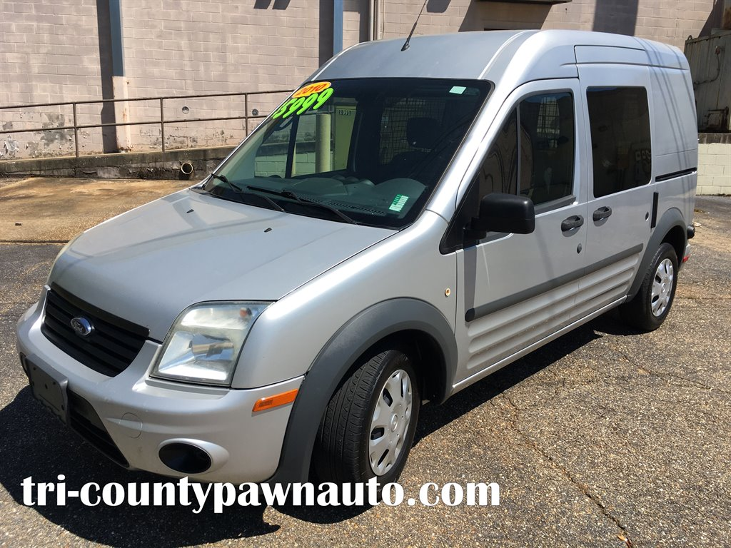 2010 Ford Transit Connect Wagon XLT photo