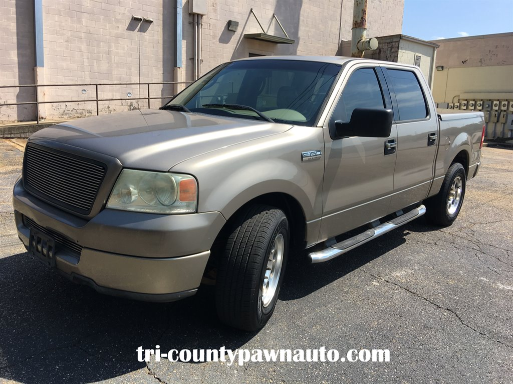 2004 Ford F-150 XLT photo