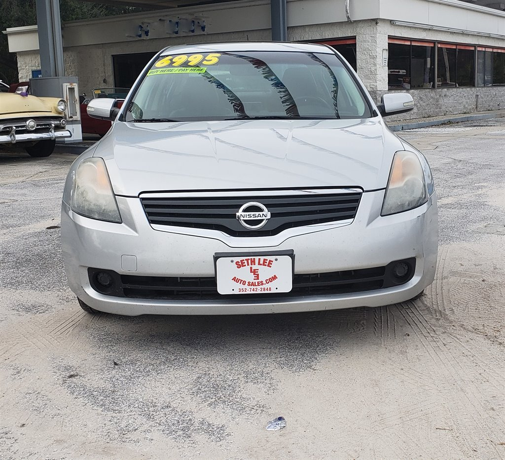 The 2008 Nissan Altima Hybrid