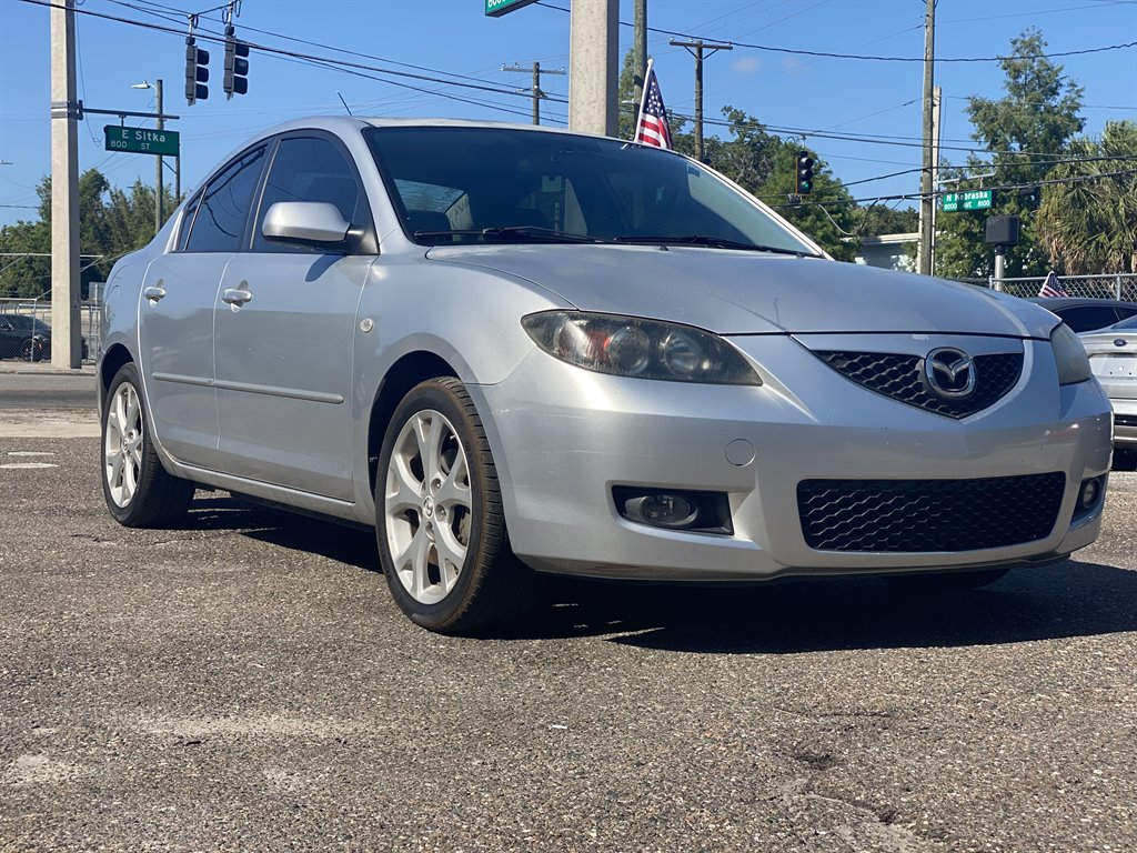 2009 Mazda Mazda3 i Sport photo