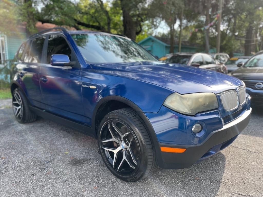 2008 BMW X3 3.0si photo
