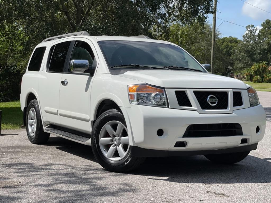 2012 Nissan Armada SV photo