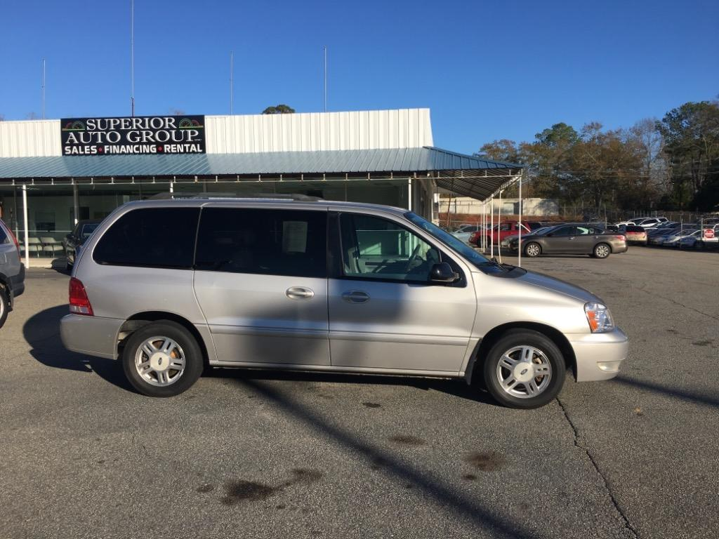 2006 Ford Freestar SEL photo