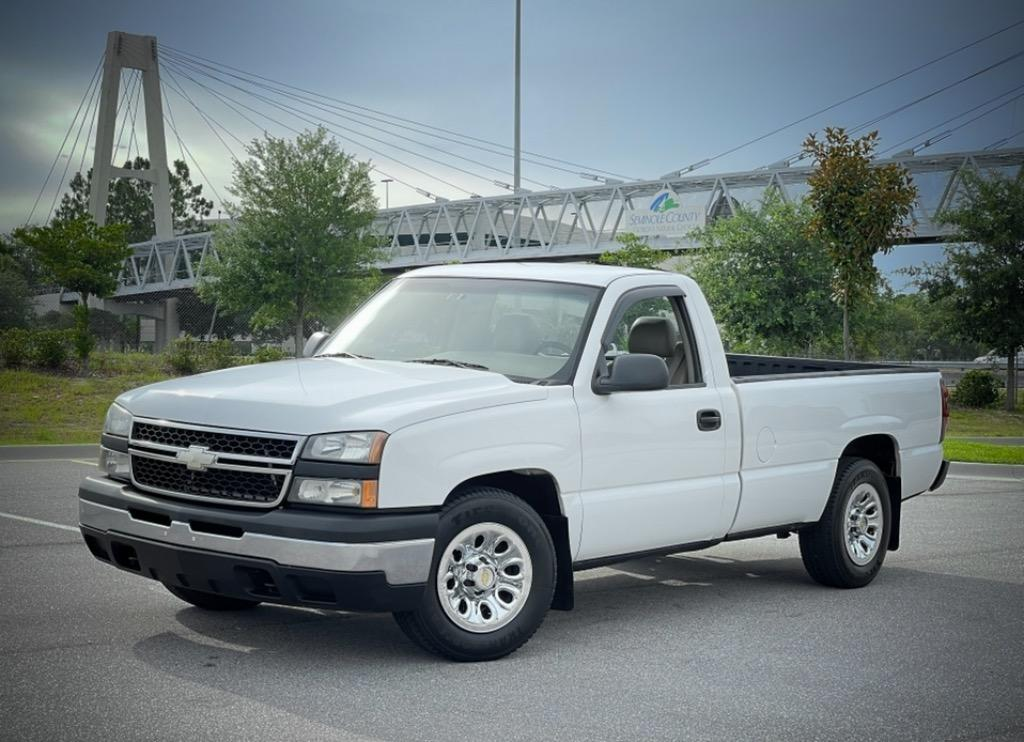 2006 Chevrolet Silverado 1500 Work Truck photo