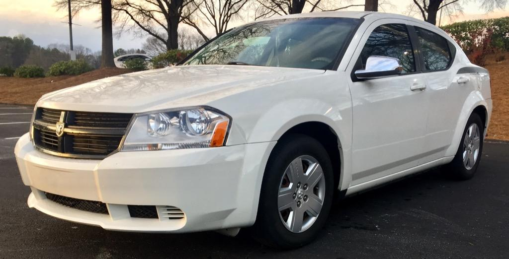 2010 Dodge Avenger SXT photo