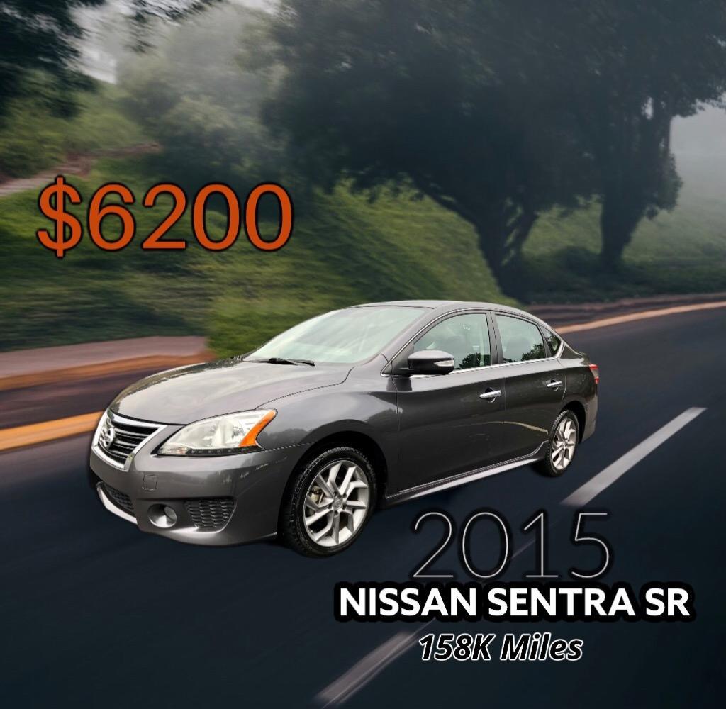 2015 Nissan Sentra FE+S photo