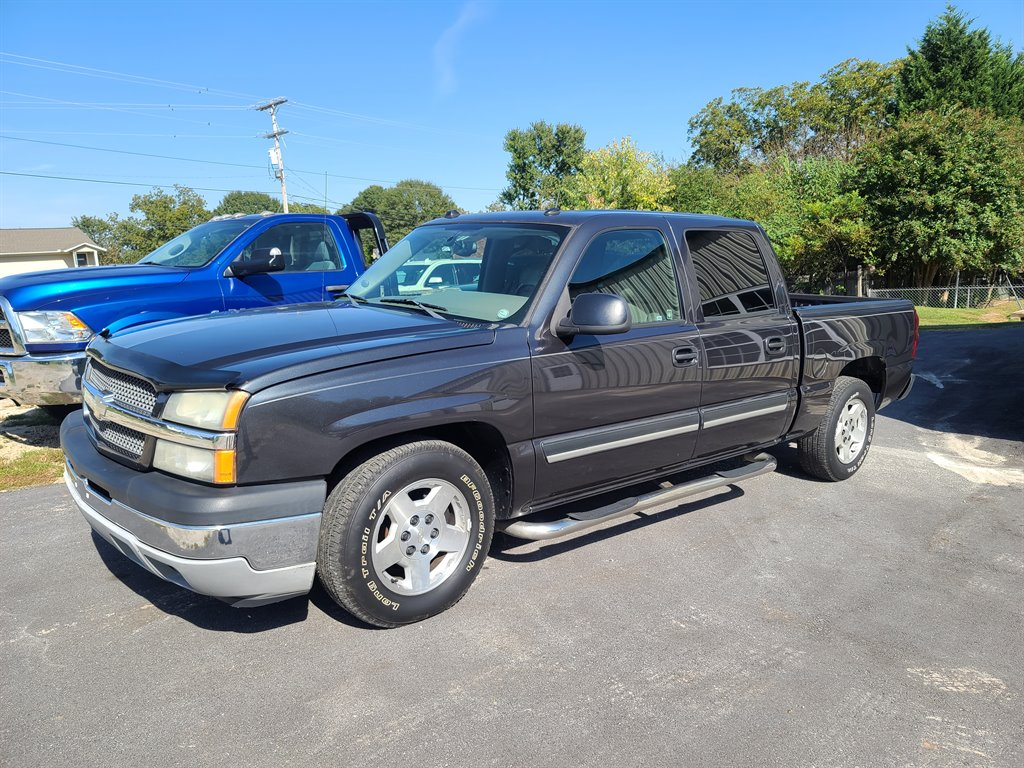 2005 Chevrolet Silverado 1500 LS photo
