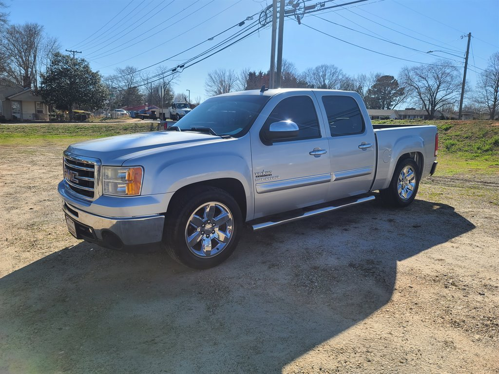 2012 GMC Sierra 1500 SLE photo