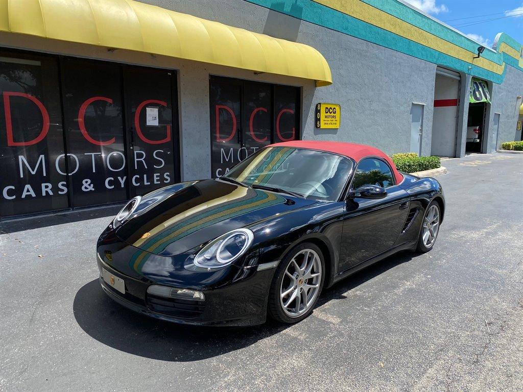 2005 Porsche Boxster photo
