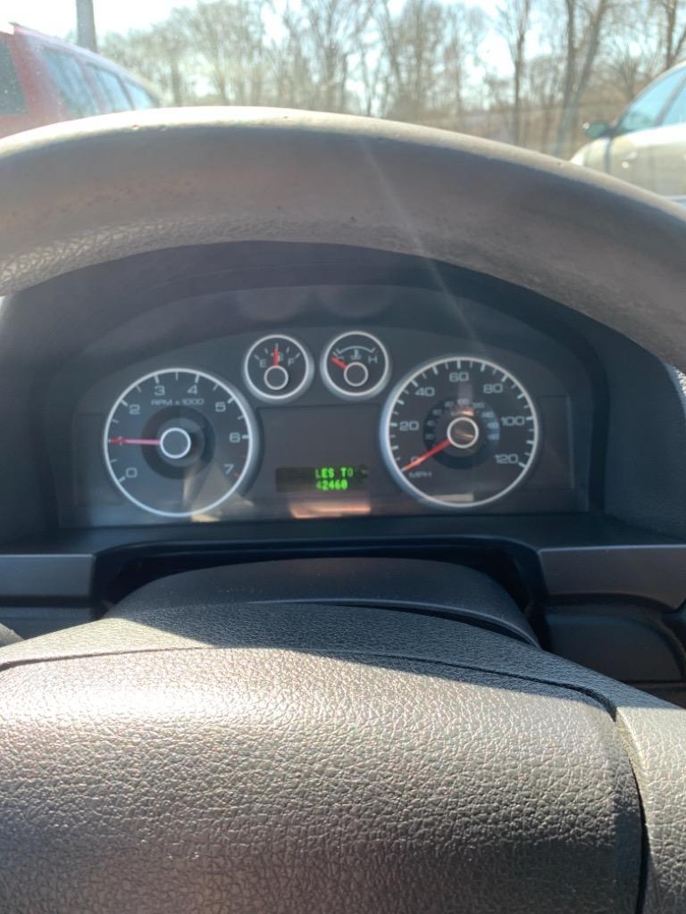 2007 Ford Fusion I-4 SE photo