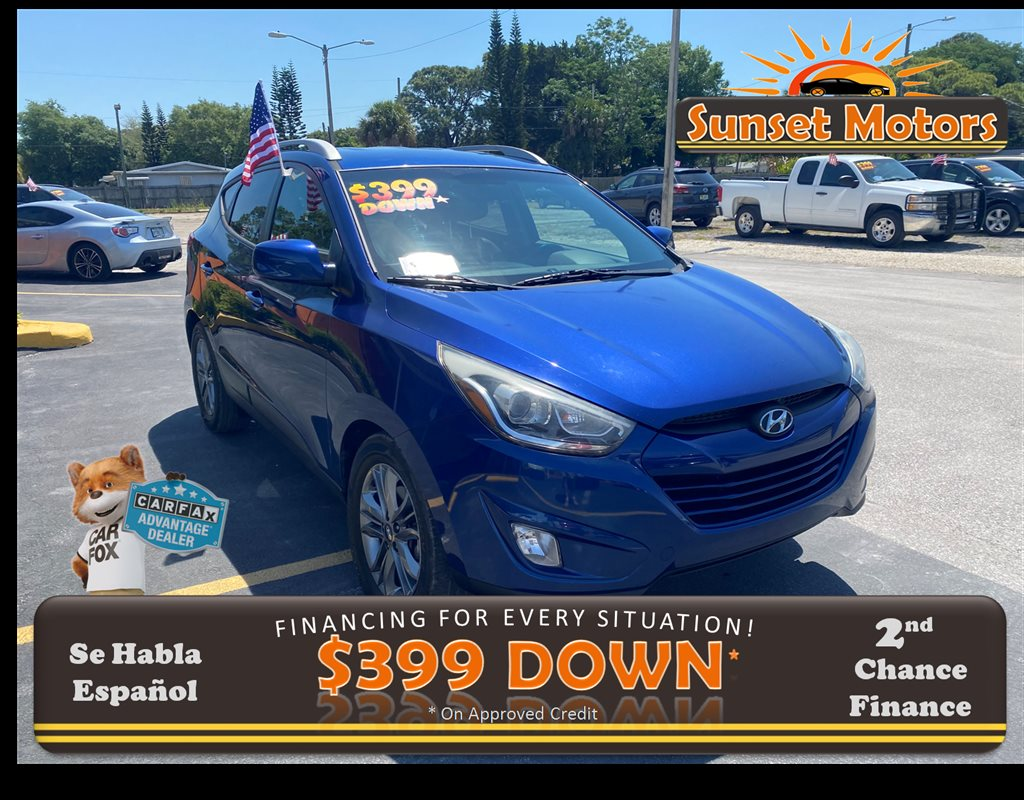 2014 Hyundai Tucson Limited photo