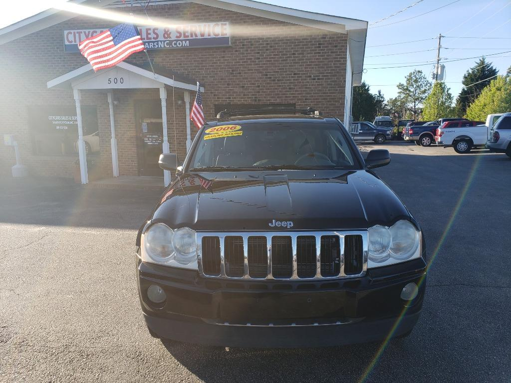 2006 Jeep Grand Cherokee Limited photo