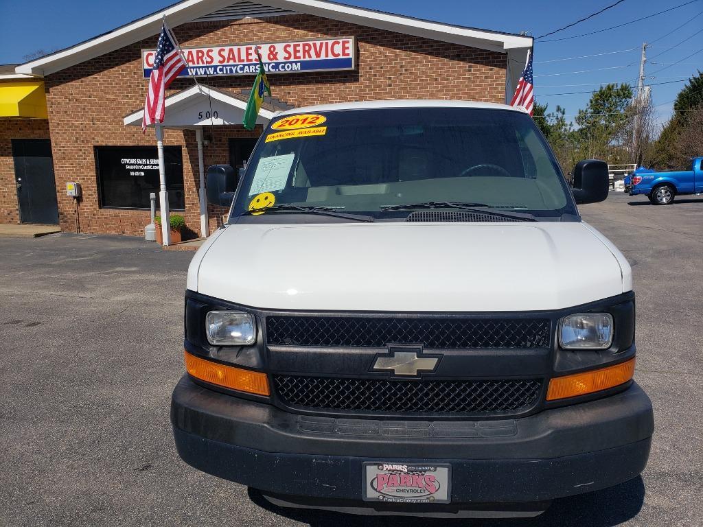 2012 Chevrolet Express 3500 3500 photo