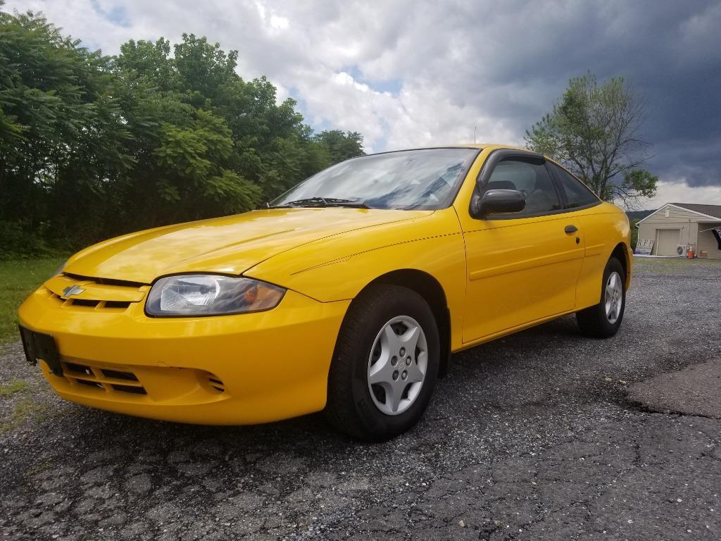 2003 Chevrolet Cavalier photo