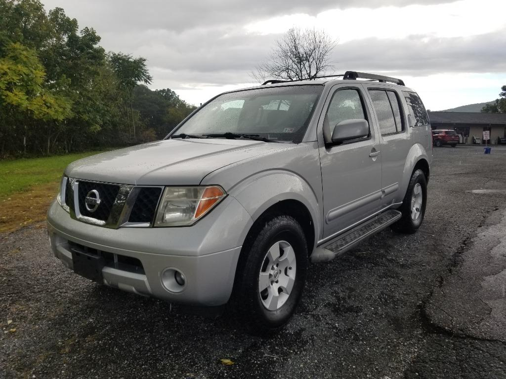 2006 Nissan Pathfinder S photo