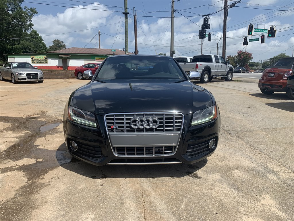 2012 Audi S5 4.2 quattro Premium Plus photo