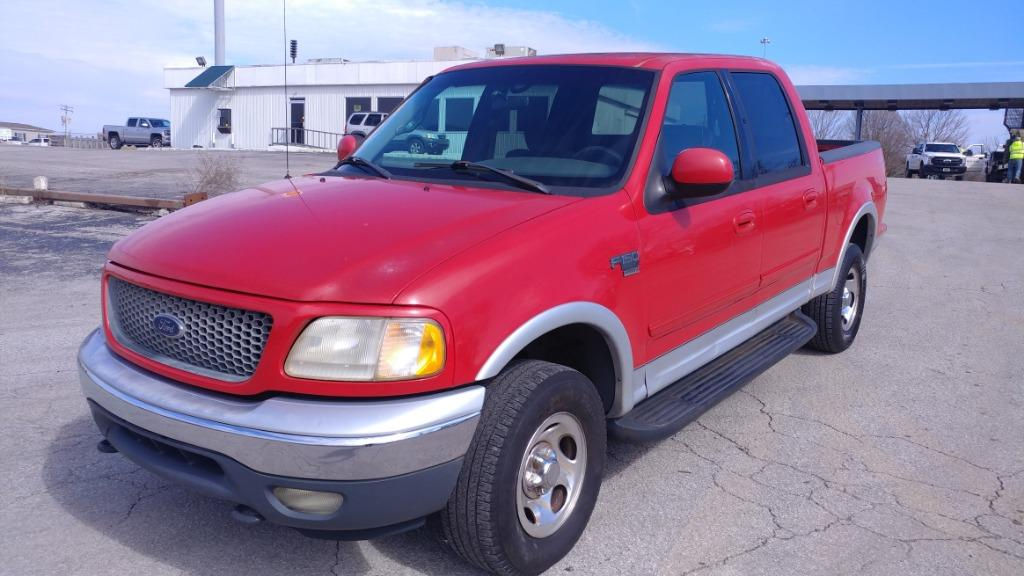 2001 Ford F-150 King Ranch photo