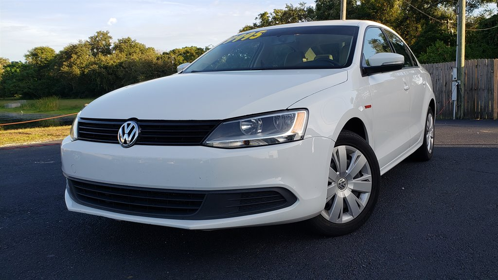 2014 Volkswagen Jetta SE photo