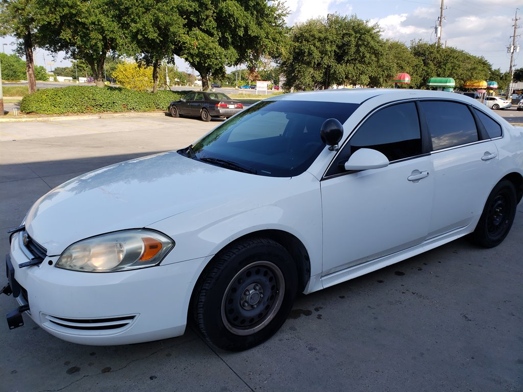 2011 Chevrolet Impala Police photo