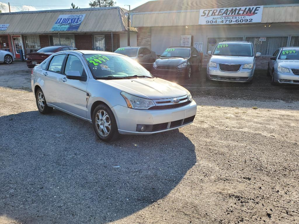 2008 Ford Focus SE photo