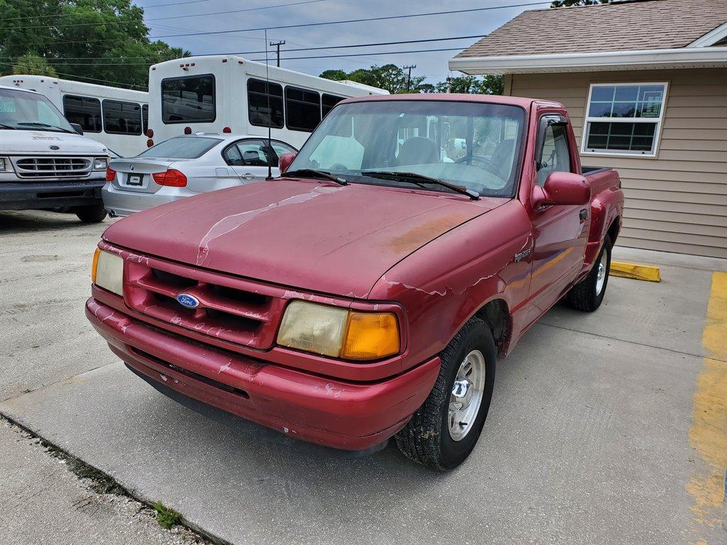 1995 Ford Ranger Splash photo