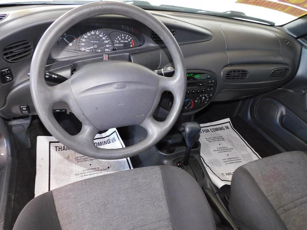2002 Ford Escort ZX2 photo