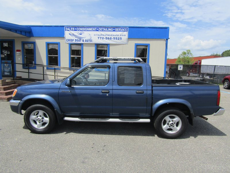 2000 Nissan Frontier XE photo