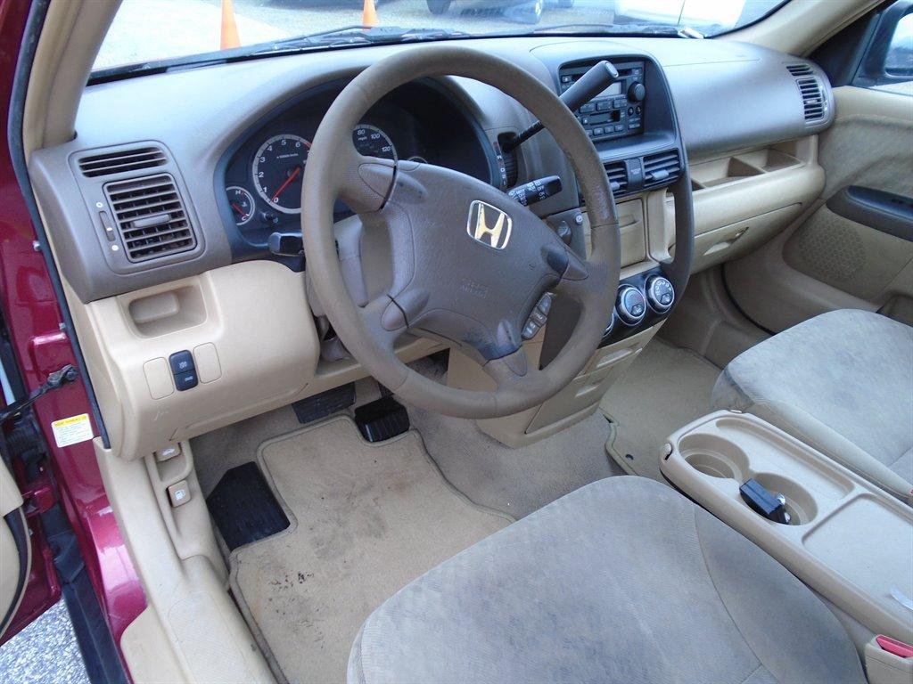 2006 Honda CR-V LX photo