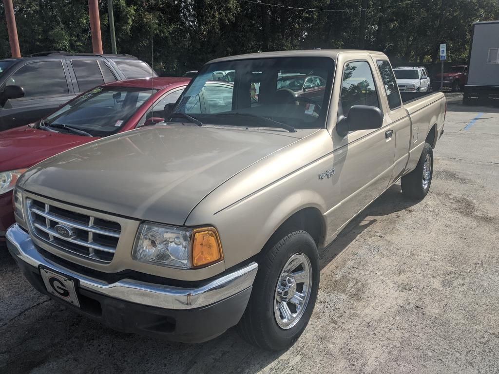 2002 Ford Ranger Edge photo