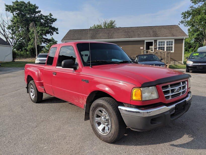 2001 Ford Ranger Edge photo