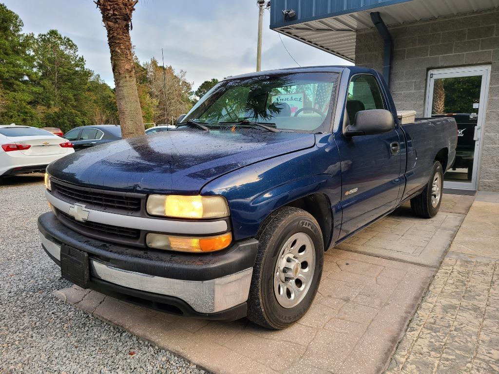2002 Chevrolet Silverado 1500 photo