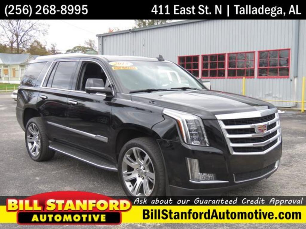 2015 Cadillac Escalade Luxury photo