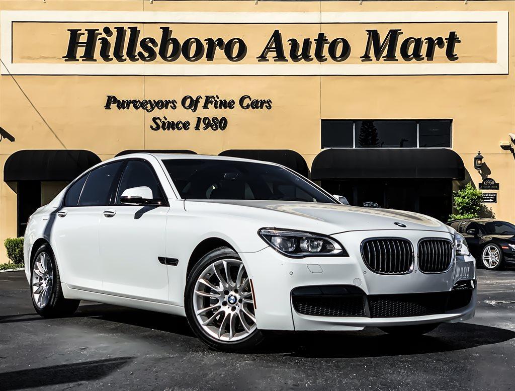 2015 BMW 7-Series 740i