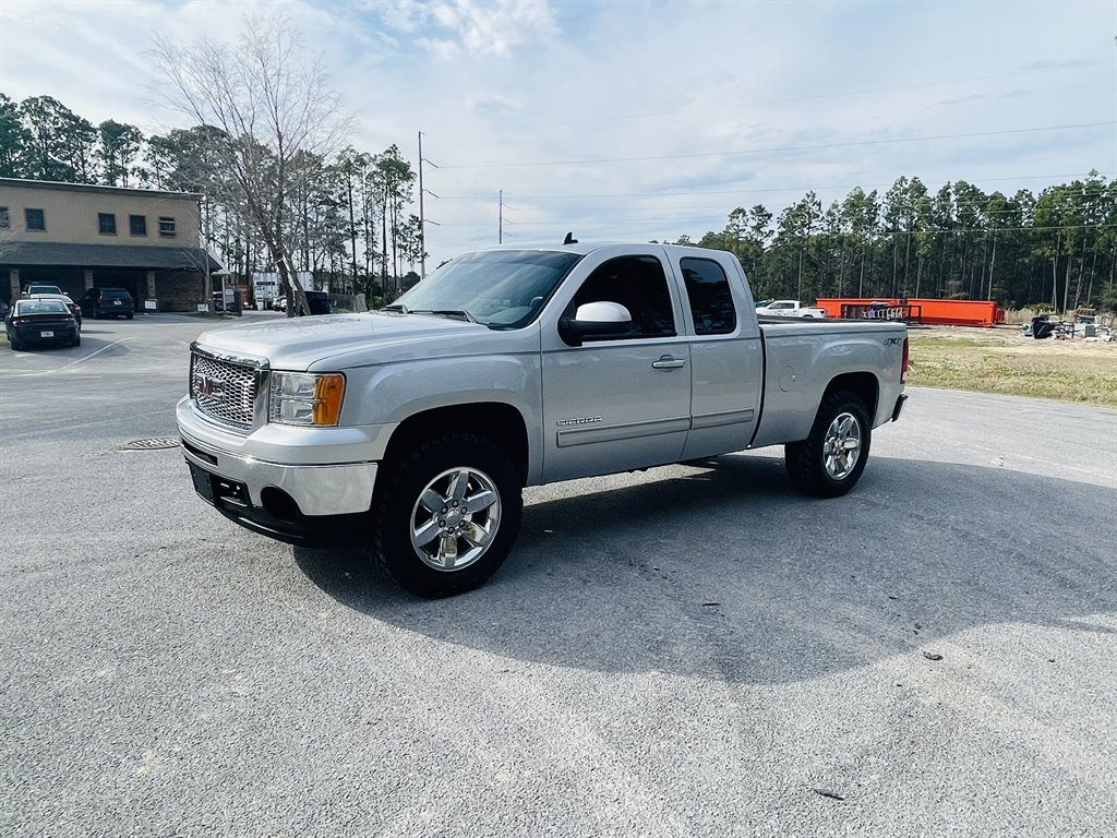 2013 GMC Sierra 1500 SLT photo
