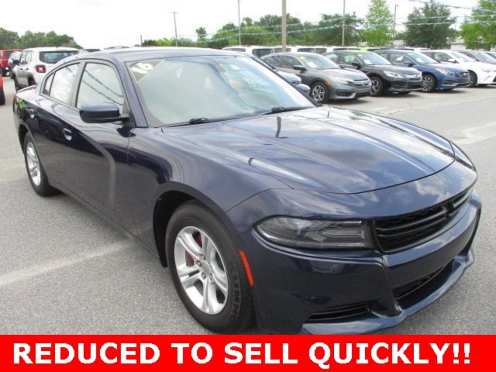 2016 Dodge Charger SE photo