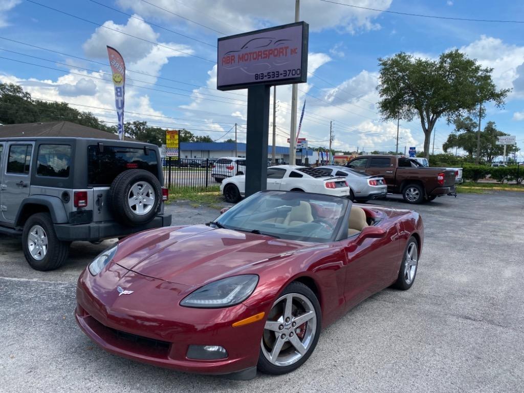 2007 Chevrolet Corvette photo