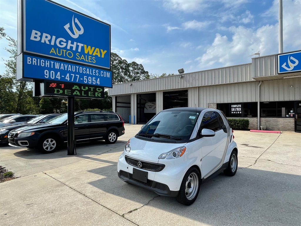 2014 smart Fortwo pure photo