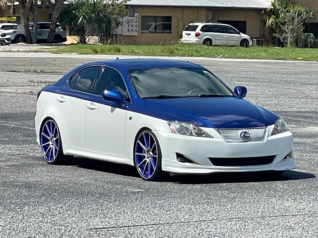 2008 Lexus IS 350 photo