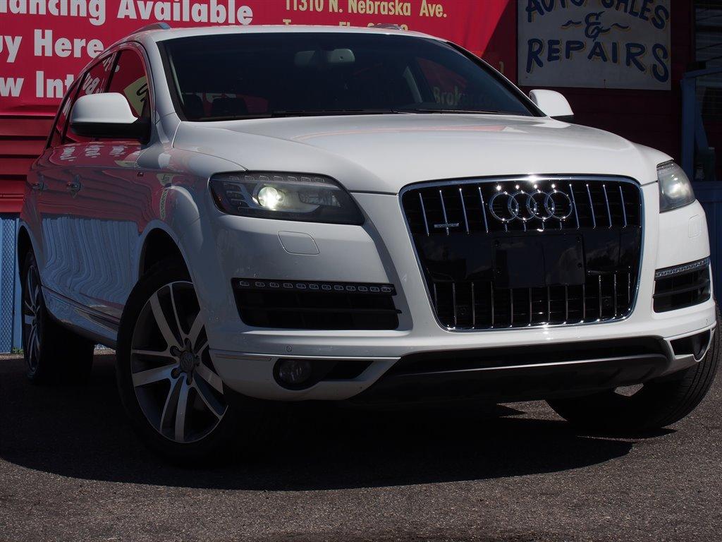2015 Audi Q7 Premium Plus photo