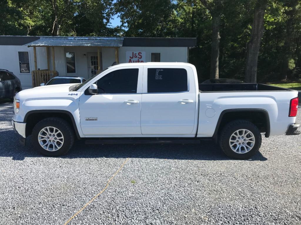 2015 GMC Sierra 1500 SLE photo