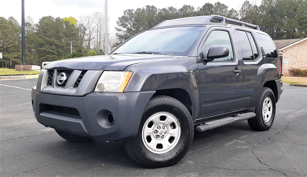 2008 Nissan Xterra S photo